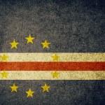 Flag of Cape Verde — Stock Photo #34908943