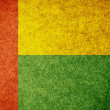 Stock Photo: Grunge Flag of Guinea-Bissau
