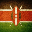 Flag of Kenya — Stock Photo #34909191