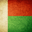 Flag of Madagascar — Stock Photo #34909213