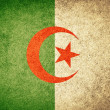 Stock Photo: Flag of Algeria