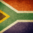 Flag of South Africa — Stock Photo #34909997