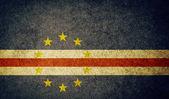 Flag of Cape Verde — Stock Photo