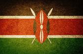 Flag of Kenya — Stock Photo