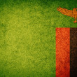 Stock Photo: Grunge Flag of Zambia