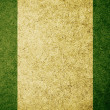 Stock Photo: Grunge Flag of Nigeria