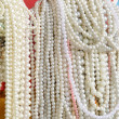 Pearl necklaces — Stock Photo #35041117