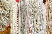 Perła naszyjniki — Zdjęcie stockowe