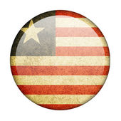 Liberia flag — Stock Photo