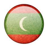 Maldives flag — Stock Photo