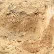 Excavated sand. — Stock Photo #39990759