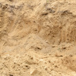 Excavated sand. — Stock Photo #39990783