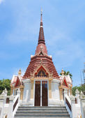 Pagoda at chakmak temple — Stockfoto