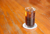 Copo de coca-cola — Foto Stock