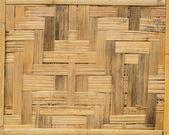 Mur de bambou, — Photo