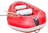 надувная лодка — Стоковое фото