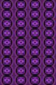 Purple Pattern Background — Stock Photo