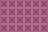 Red and Purple Squares — Stockfoto
