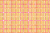 Red and Orange Bar Pattern Background — Stock Photo
