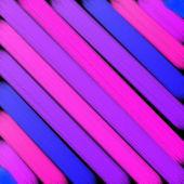 Painted Diagonal Stripes — Stock Photo