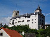 Rozmberk Castle, Czech Republic — Stock Photo
