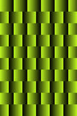 Graded Green Squares Background — Stock Photo