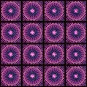 Fioletowy i różowy tło wzór — Zdjęcie stockowe