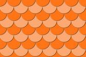 Seamless Orange Squama Background — Stock Photo