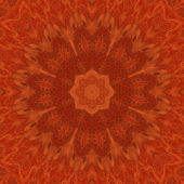 Mandala Flower — Stock Photo