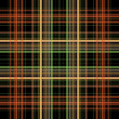 Plaid Background — Stock Photo