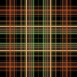Stock Photo: Plaid Background