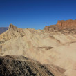 Manly Beacon, Death Valley — Stock Photo