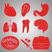 Medyczne — Wektor stockowy