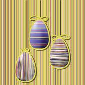 ägg — Stockvektor
