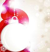 Arka plan christmas — Stok Vektör