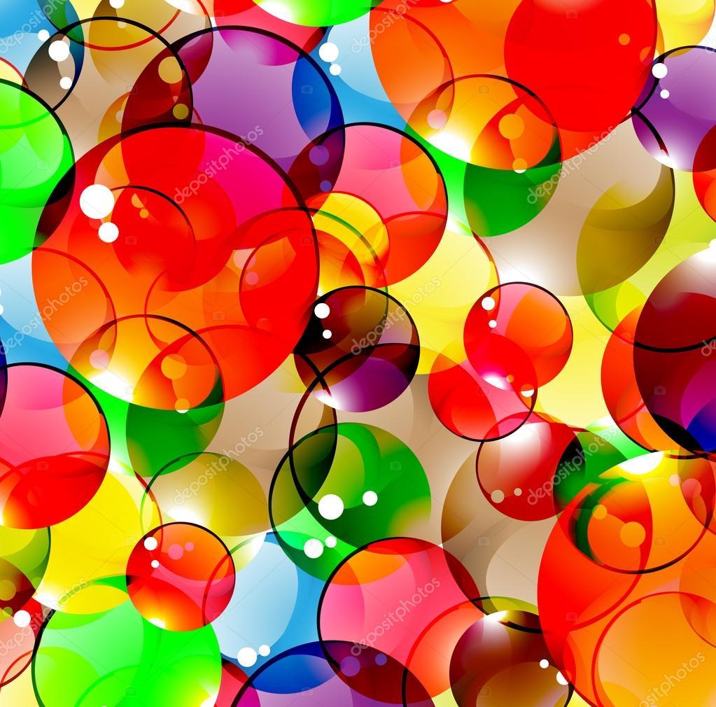 Шары круги цветные  № 3676326 загрузить