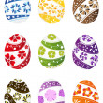 velikonoční vejce — Stock vektor #23958945