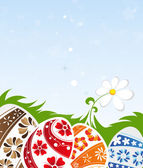 Easter morning — Stock Vector
