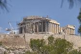 Parthenon, Athens Acropolis Greece — Stock Photo