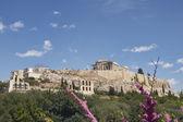 Partenone, acropoli di atene grecia — Foto Stock