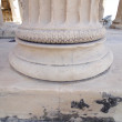 Ionic order column detail — Stock Photo #19087023