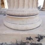 Ionic order column detail — Stock Photo