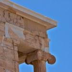 Temple of Athena Nike, Acropolis of Athens — Stock Photo