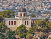 The national observatory in Athens — Stock Photo