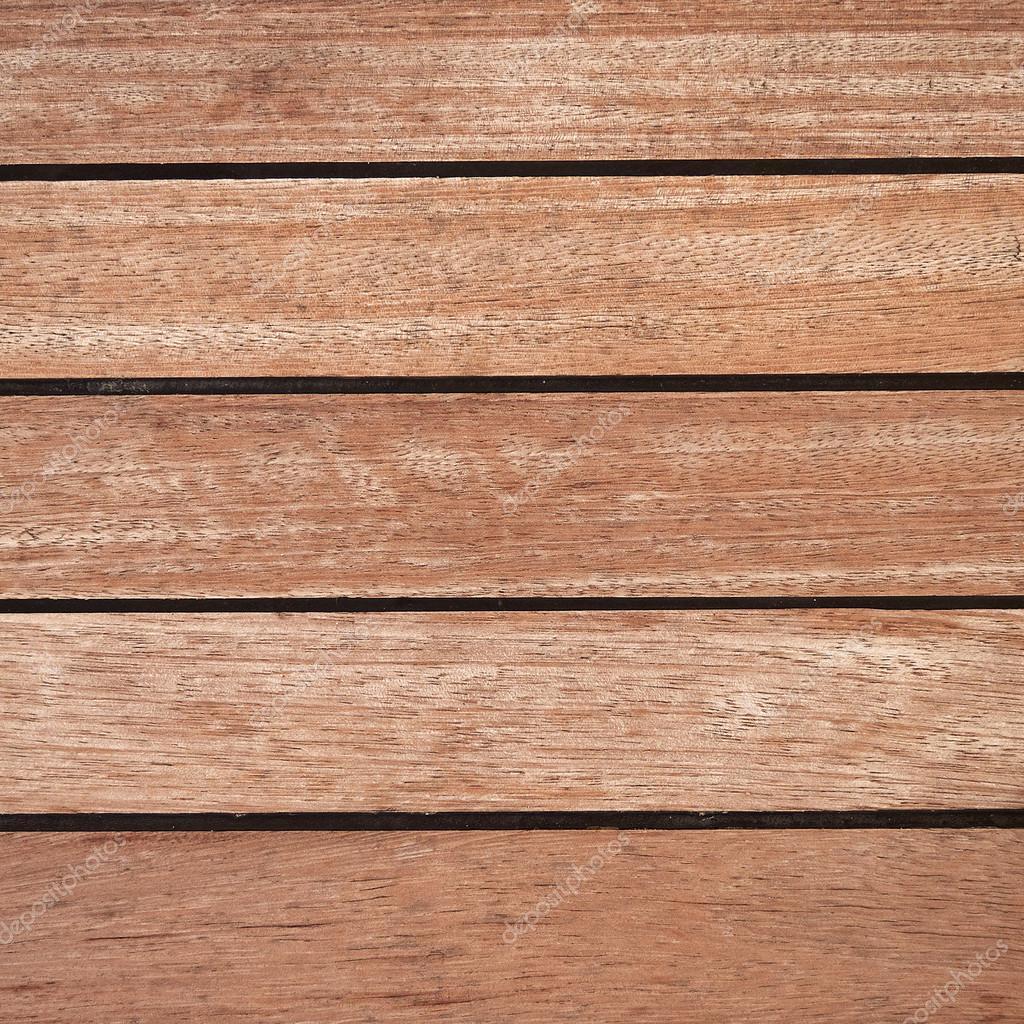 Fond brun texture de terrasse en bois — Photographie DimitriosP