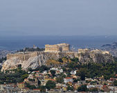 North view of Parthenon, Acropolis Athens — Stock Photo