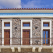 Stock Photo: Neoclassical house facade