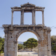 Hadrians gate, Athens Greece — Stock Photo