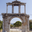 Stock Photo: Hadrians gate, Athens Greece