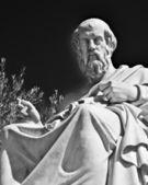 Plato, the ancient Greek philosopher — Stockfoto